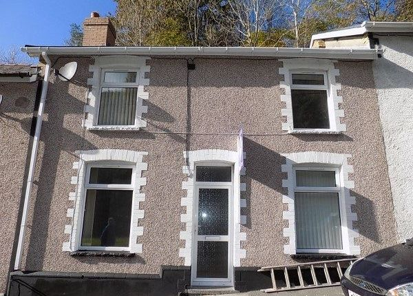 Thumbnail Terraced house for sale in Hafodarthen Road, Llanhilleth