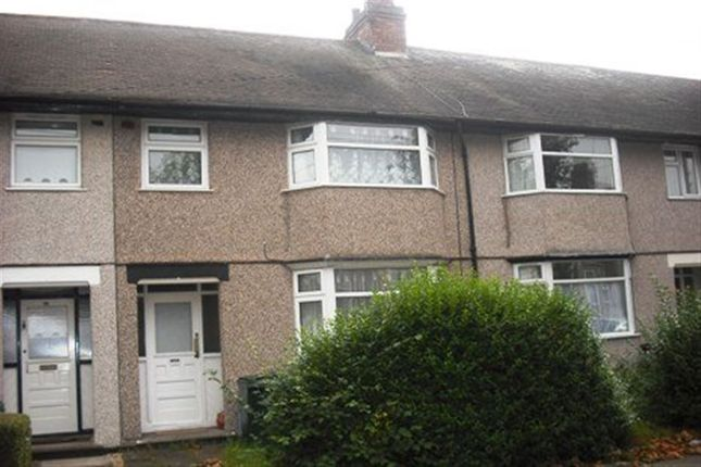 Thumbnail Property to rent in Three Spires Avenue, Coundon, Coventry