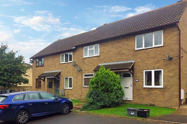 Thumbnail Semi-detached house to rent in Anton Way, Aylesbury, Buckinghamshire
