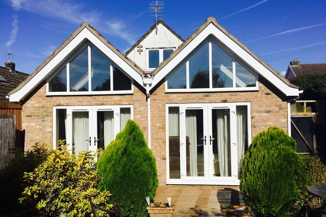 Thumbnail Detached bungalow for sale in Lamb Row, South Cornelly, Nr Porthcawl