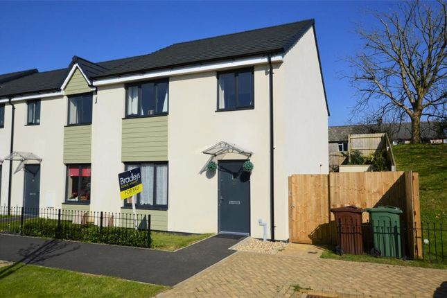 Thumbnail Semi-detached house for sale in Harlyn Drive, Plymouth, Devon