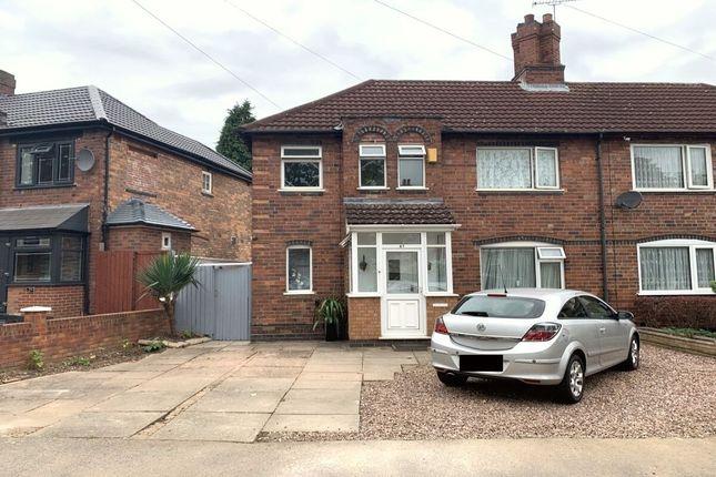 Marchmont Road, Bordesley Green, Birmingham B9