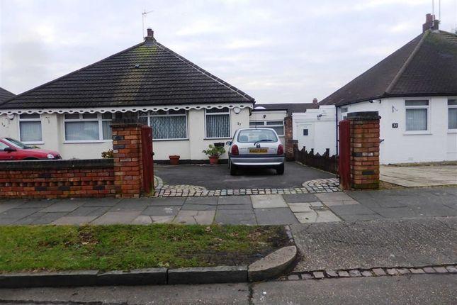 Thumbnail Semi-detached bungalow for sale in Darley Avenue, Hodge Hill, Birmingham