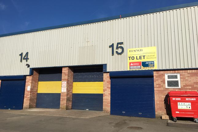 Thumbnail Industrial to let in Unit 15, Ard Business Park, Polo Grounds Industrial Estate, Pontypool