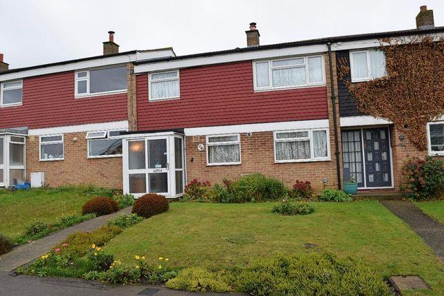 Thumbnail Terraced house for sale in Radburn Close, Harlow