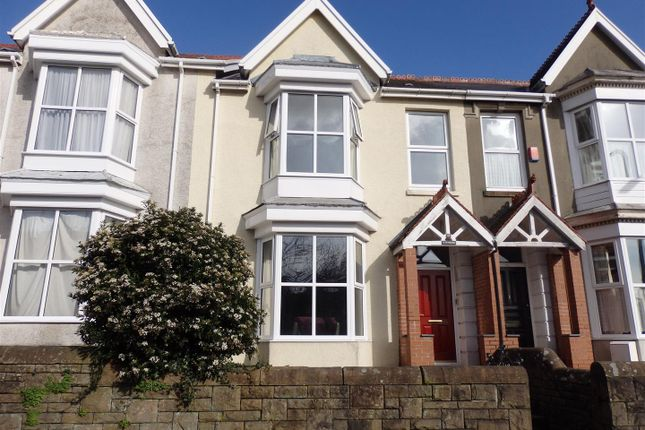 Thumbnail Terraced house for sale in Old Road, Llanelli