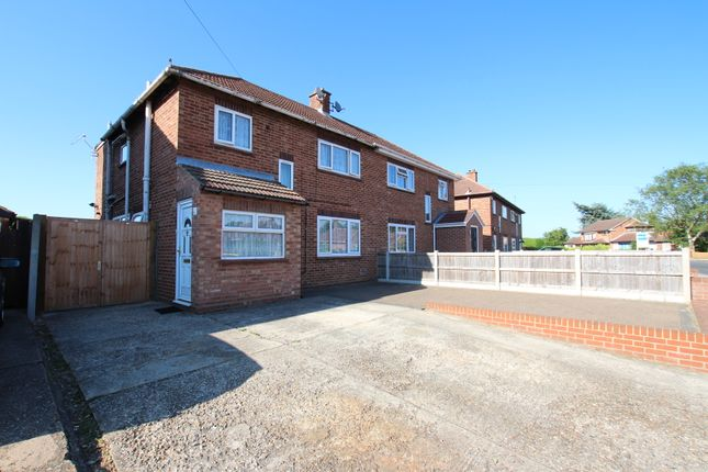 Thumbnail Semi-detached house for sale in Ambrose Avenue, Colchester, Essex