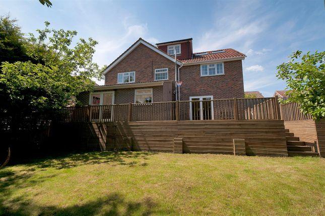 Thumbnail Detached house to rent in Orchard Way, Horsmonden, Tonbridge