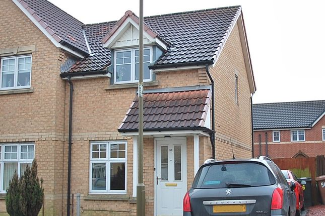 Thumbnail Semi-detached house for sale in Academy Road, Bo'ness