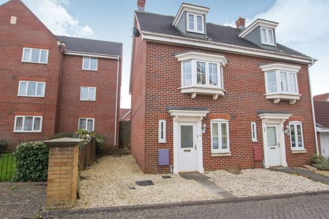 Thumbnail Semi-detached house for sale in Britton Gardens, Kingswood, Bristol