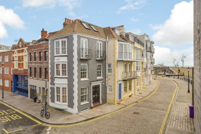 Thumbnail Town house for sale in Battery Row, Portsmouth
