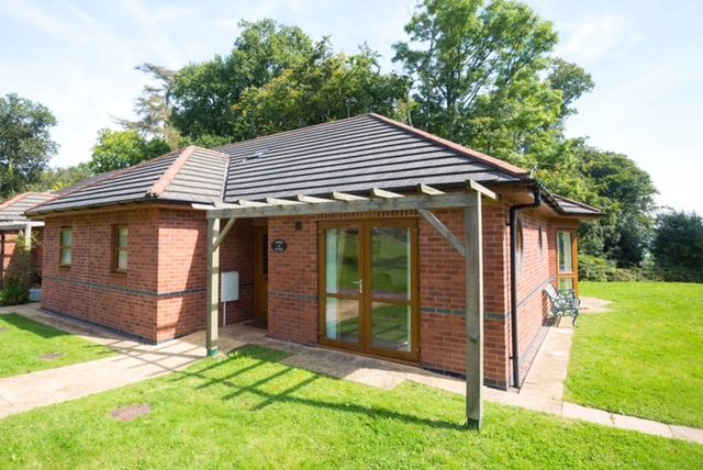 Thumbnail Bungalow for sale in Cuckoo Cottage, 23 The Paddocks, Sidmouth Park, Devon