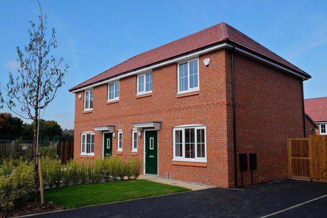 Thumbnail Semi-detached house to rent in Ellesmere, Galton Lock, Smethwick