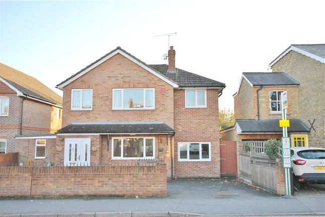 Thumbnail Detached house for sale in Bond Street, Englefield Green, Surrey