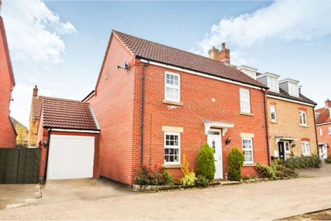 Thumbnail Detached house to rent in Bobbin Lane, Lincoln