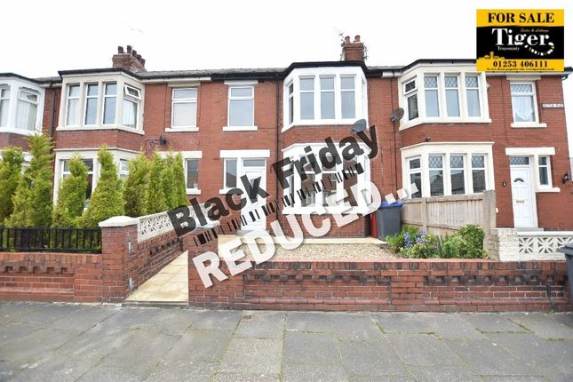 Thumbnail Terraced house for sale in Dutton Road, Blackpool