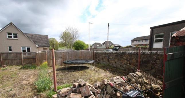 Garden of Robertson Place, Brunton Road, Markinch, Glenrothes KY7