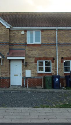 Thumbnail Terraced house to rent in St. Johns Row, Grangetown, Middlesbrough