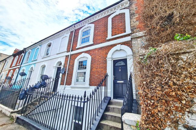 Thumbnail Terraced house to rent in Victoria Street, Harwich