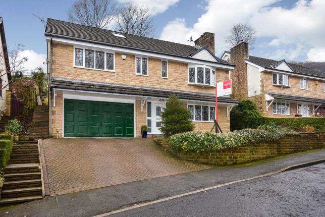 Thumbnail Detached house for sale in Willowbank Lane, Darwen, Lancashire