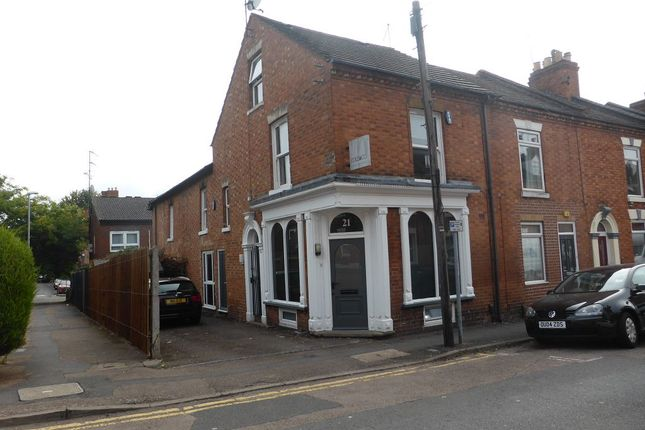 Thumbnail 1 bed flat to rent in Cyril Street, Northampton