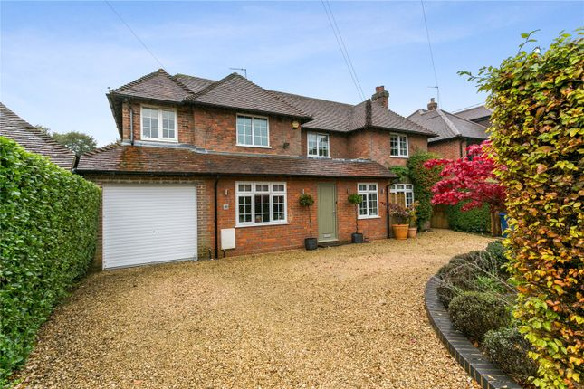 Thumbnail Detached house for sale in Longfield Drive, Amersham, Buckinghamshire