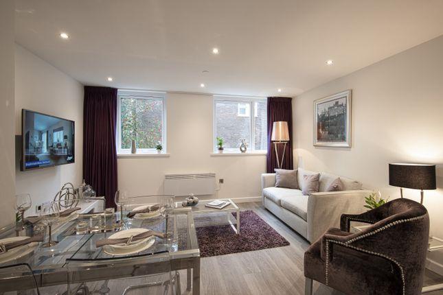 Thumbnail Flat for sale in Ashley Road, Bowdon, Altrincham