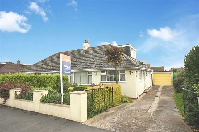3 bed semi-detached bungalow for sale in North Boundary Road, Copythorne, Brixham