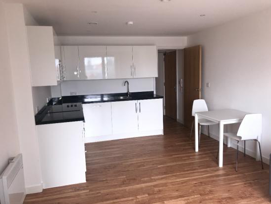 Thumbnail Flat to rent in Elmira Way, Manchester