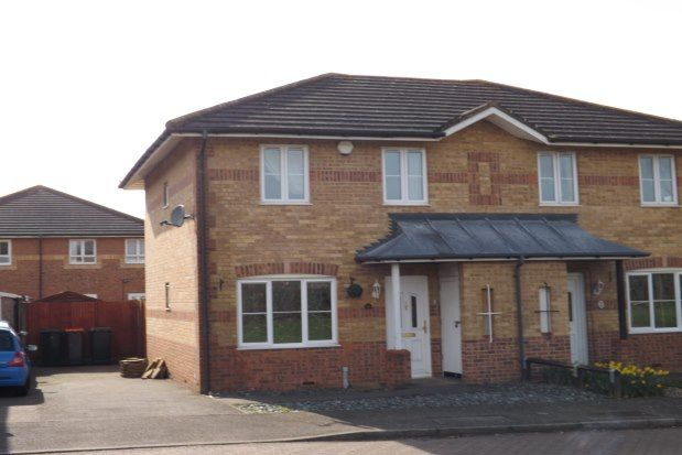 Thumbnail Property to rent in Marigold Way, Bedford