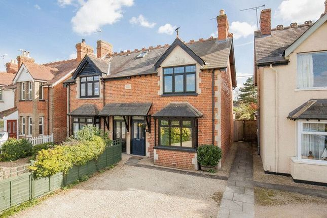Thumbnail Semi-detached house for sale in Burford Road, Witney