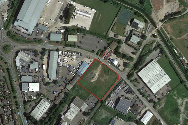 Thumbnail Land to let in Showground Road, Bridgwater