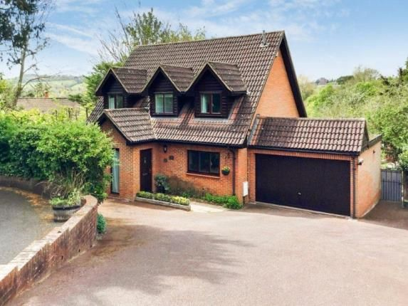 Thumbnail Detached house for sale in Leatherhead, Surrey