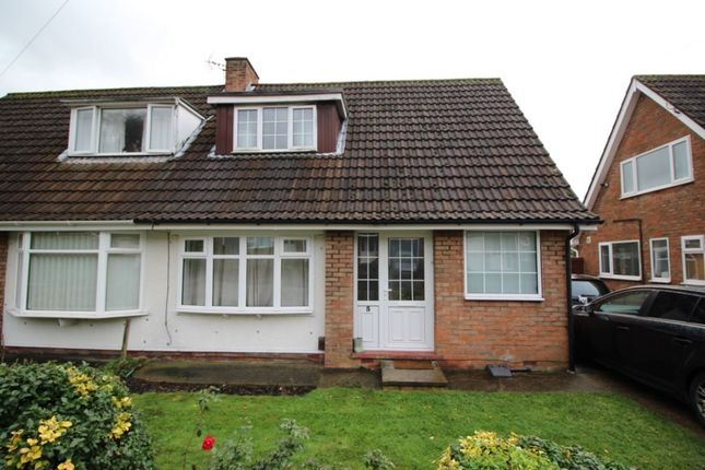 Thumbnail Bungalow to rent in Firtree Close, Acomb, York