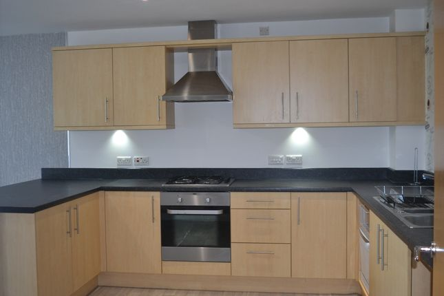 Thumbnail Flat to rent in 26 Trafford Apartments, Kimberworth, Rotherham.