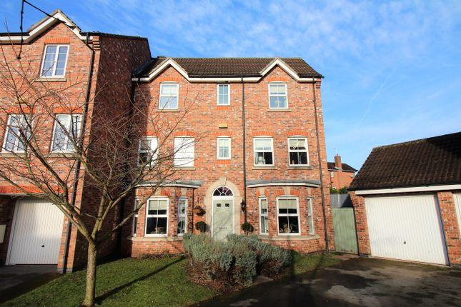 Thumbnail Semi-detached house for sale in Nimbus Way, Watnall, Nottingham