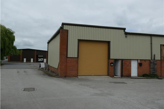 Thumbnail Industrial to let in Unit 2 The Grange Industrial Estate, Rawcliffe Road, Goole, East Riding Of Yorkshire