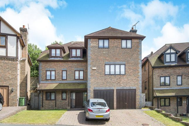 6 bed detached house for sale in Truman Drive, St. Leonards-On-Sea