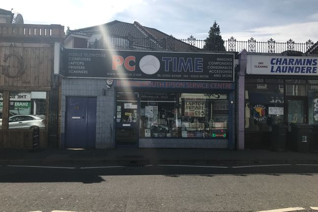 Thumbnail Retail premises to let in 68 Charminster Road, Charminster, Bournemouth, Dorset