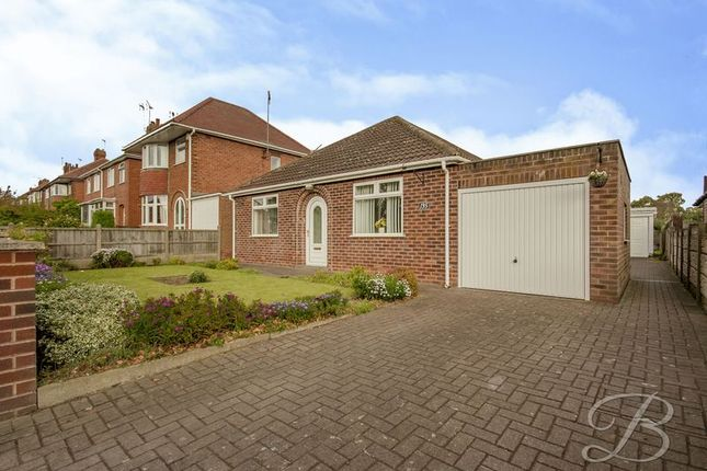 2 bed detached bungalow for sale in Southwell Road East, Rainworth, Mansfield