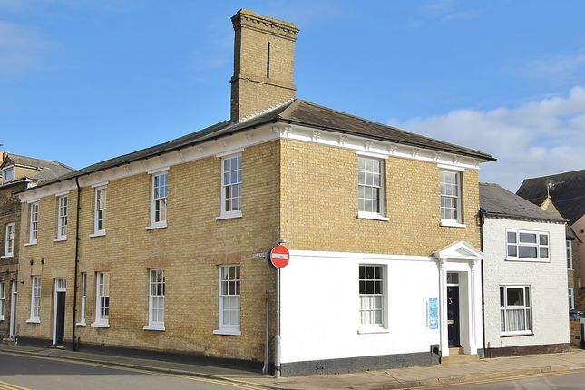 Thumbnail Town house for sale in The Waits, St. Ives, Huntingdon