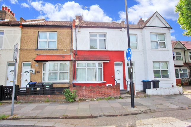 Thumbnail Terraced house to rent in Victoria Road, London