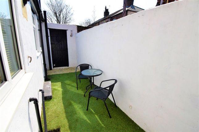Courtyard of Thornton Street, Middlesbrough TS3