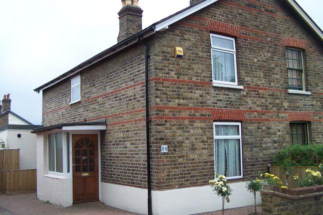 Thumbnail Semi-detached house for sale in Edward Road, Penge, London