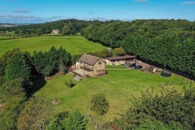 Thumbnail Detached house for sale in Warren Vale, Swinton, Mexborough