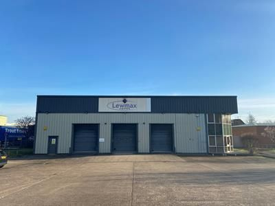 Thumbnail Light industrial to let in Meridian South, Meridian South Business Park, Leicester