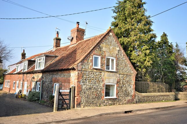Thumbnail Semi-detached house for sale in Creake Road, Burnham Market, King's Lynn