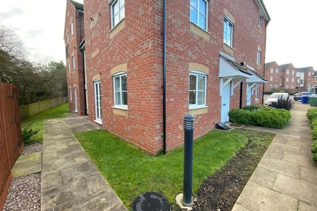 1 bed flat to rent in Brocton House, Hindley View, Rugeley WS15