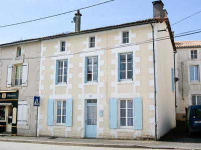 Verruyes, Deux-Sèvres, France