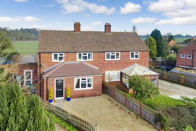 Thumbnail Semi-detached house for sale in Mant Close, Wickham, Newbury